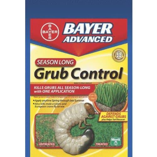 Bayer Season Long Grub Control - 12 lb best lawn grub killer review