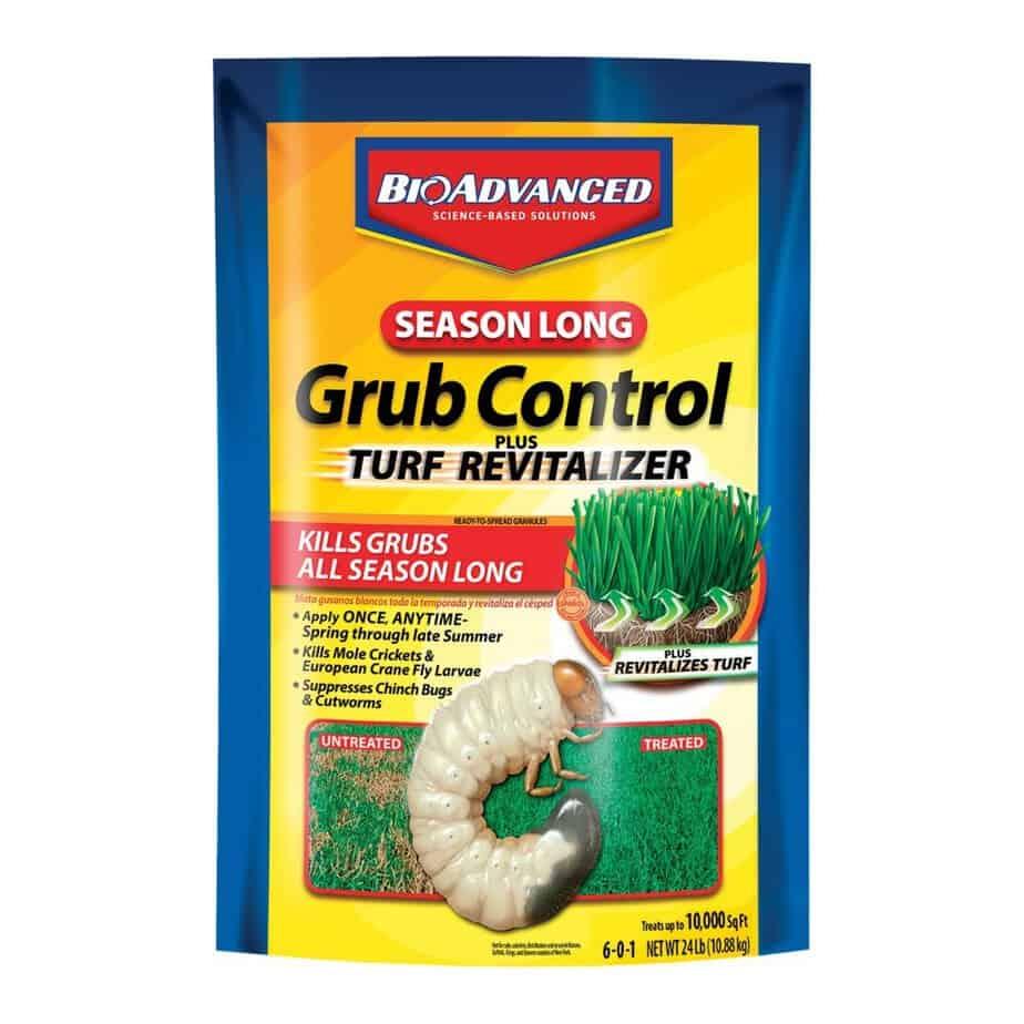 Bayer Season Long Grub Control - 24 lb. 700720A review best lawn grub killer