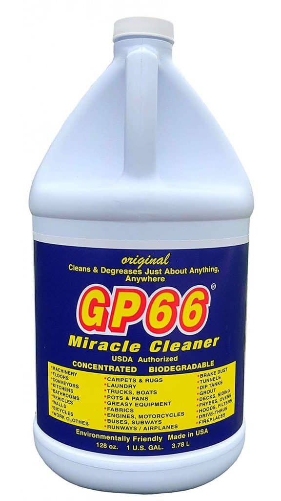 GP66 miracle cleaner gallon from GP66 (1, gal.) best industrial patio cleaner