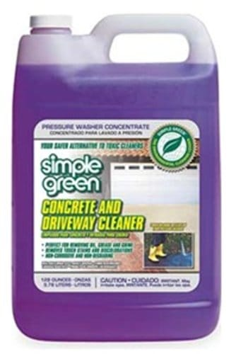 Simple Green 18202 Concrete and Driveway Cleaner best industrial patio cleaners