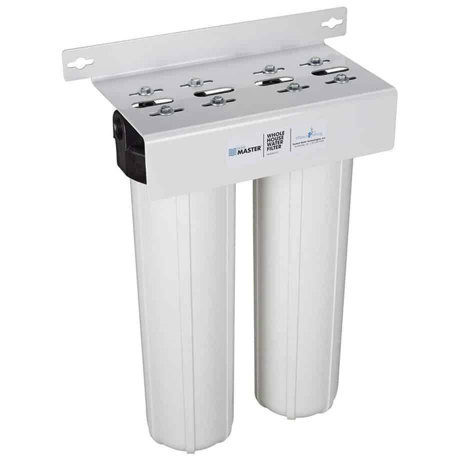 Home Master - Whole House Water Filter - 2 Stage Fine Sediment & Carbon Filter best whole house water filter for hard water review