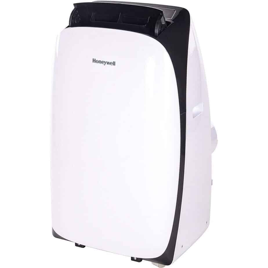 Honeywell 10000 Btu Portable Air Conditioner for Rooms Up to 350-450 Sq. Ft best portable air conditioner for allergies