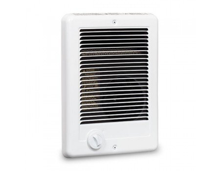 Cadet Com-Pak 1000W, 120V Most Popular Electric Wall Heater with Thermostat, White best electric wall heater for bedroom review