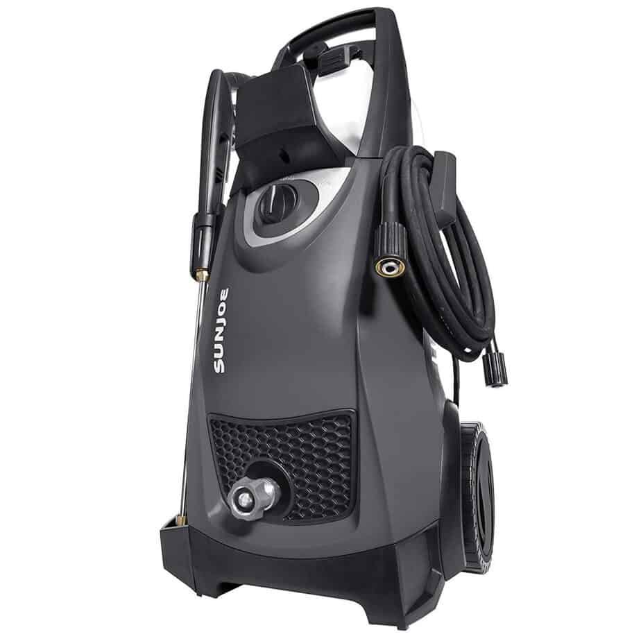 Sun Joe SPX3000-BLK Pressure Joe 2030 PSI 1.76 GPM 14.5-Amp Electric Pressure Washer best pressure washer for 2 story house