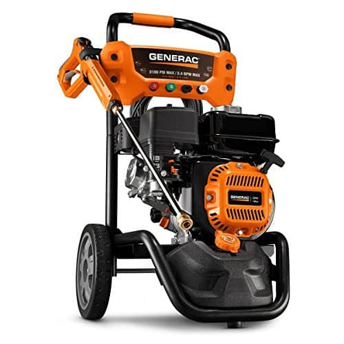 best pressure washer for 2 story house