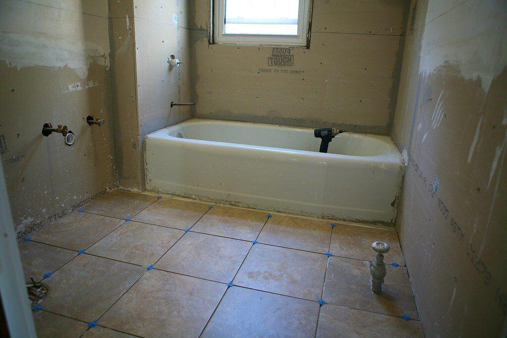 demolition bathroom remodeling diy yourself