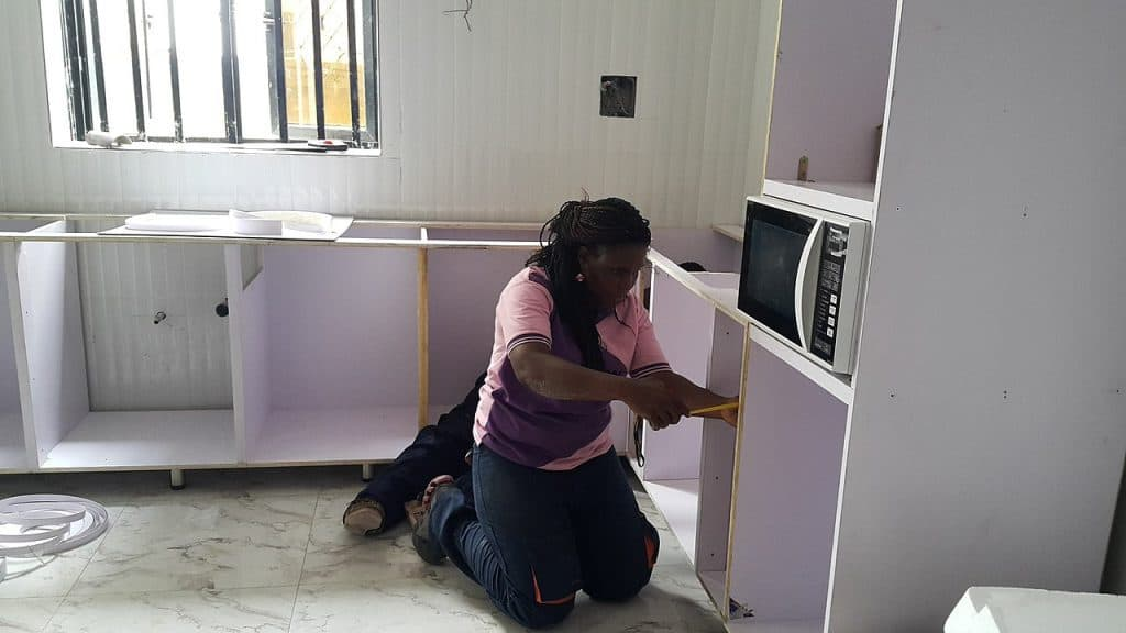 Kitchen Cabinets do it yourself installation