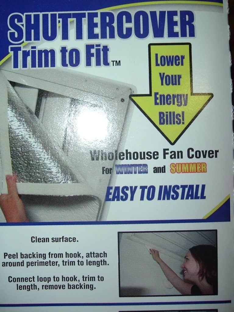 best attic fan cover
