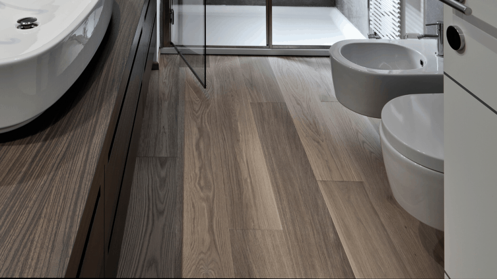 which vinyl flooring is best for bathrooms