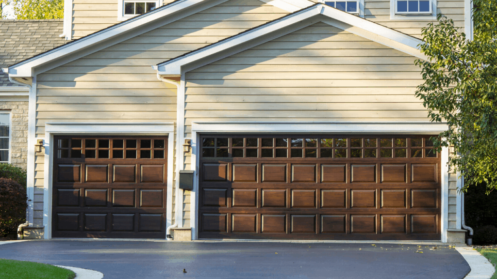are garage door keypads safe house