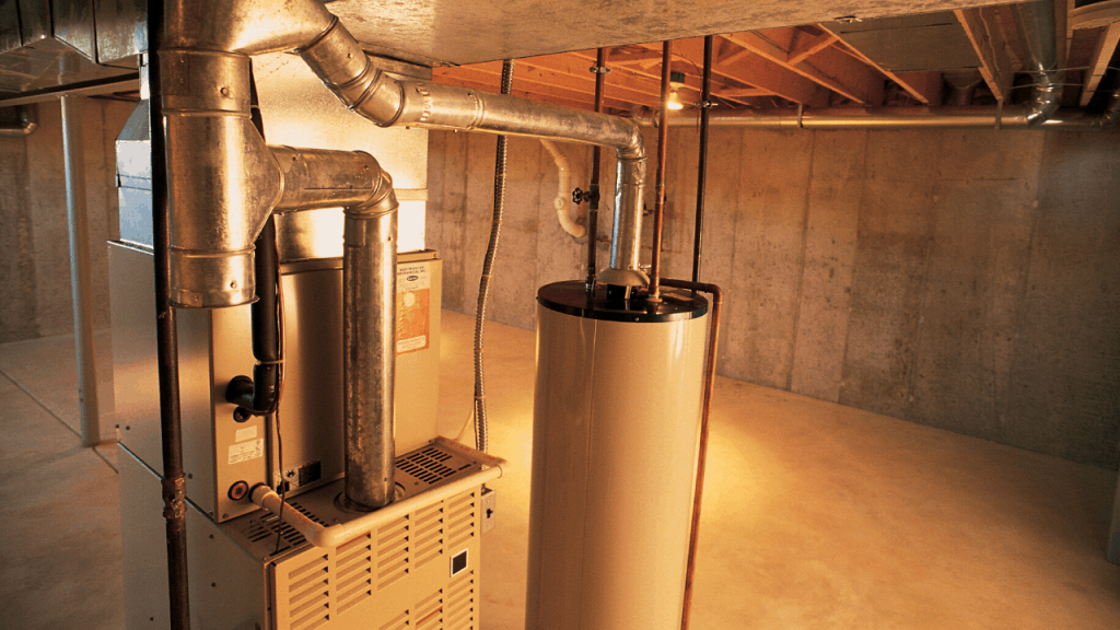 does gas water heater need electricity