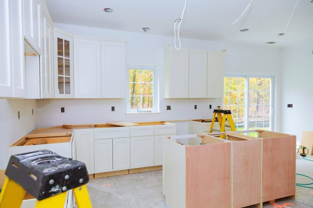 do kitchen cabinets need to acclimate