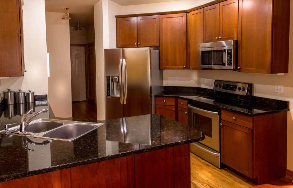 do kitchen cabinets have backs method attachment