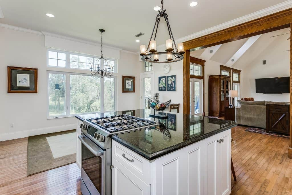do kitchen islands have to be anchored install secure