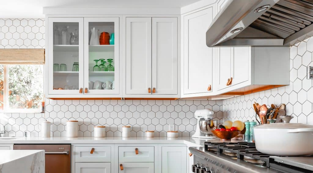 should you paint the inside of kitchen cabinets