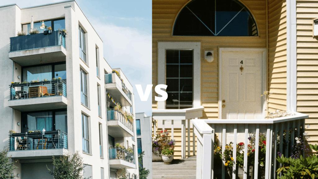 Are Duplexes Cheaper than Apartments