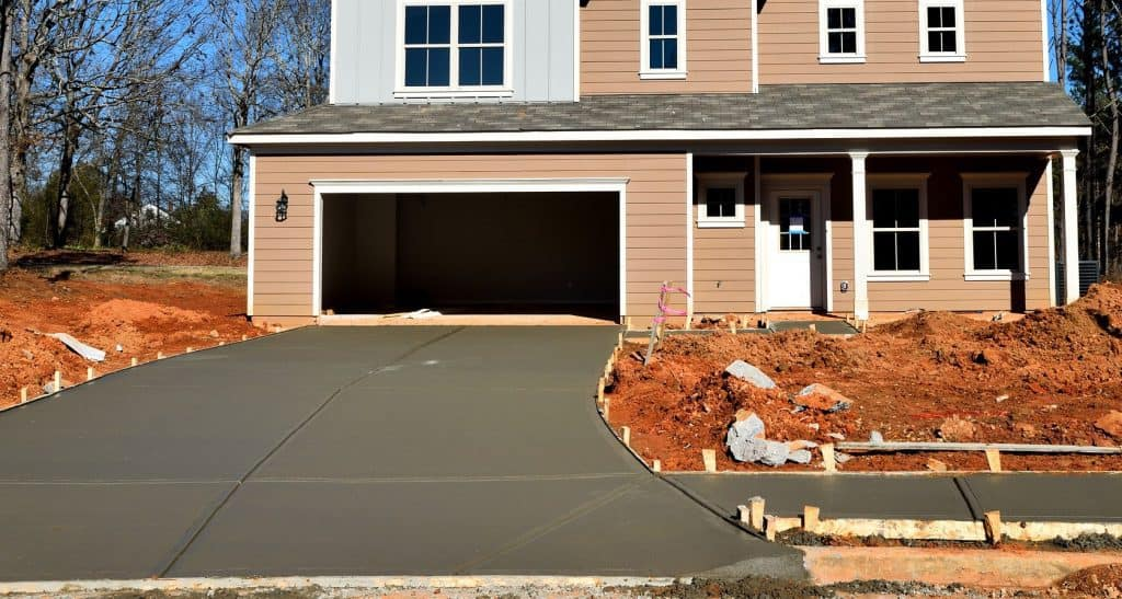 Are Driveways Cement or Concrete