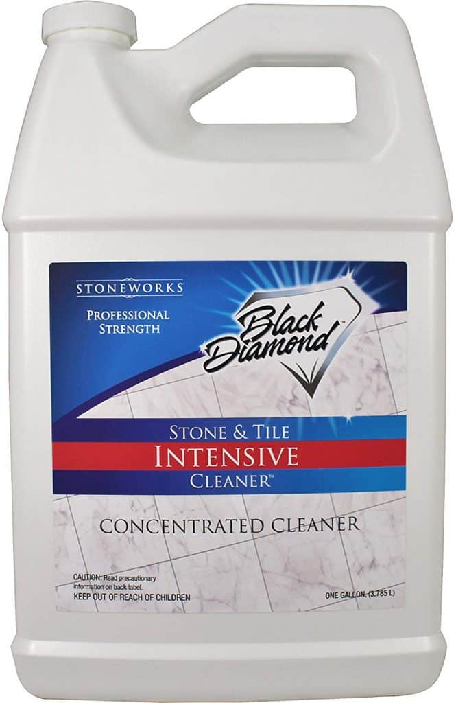 Stone & Tile Intensive Cleaner- Concentrated Deep Cleaner, Marble, Limestone, Travertine, Granite, Slate, Ceramic & Porcelain Tile best industrial patio cleaner