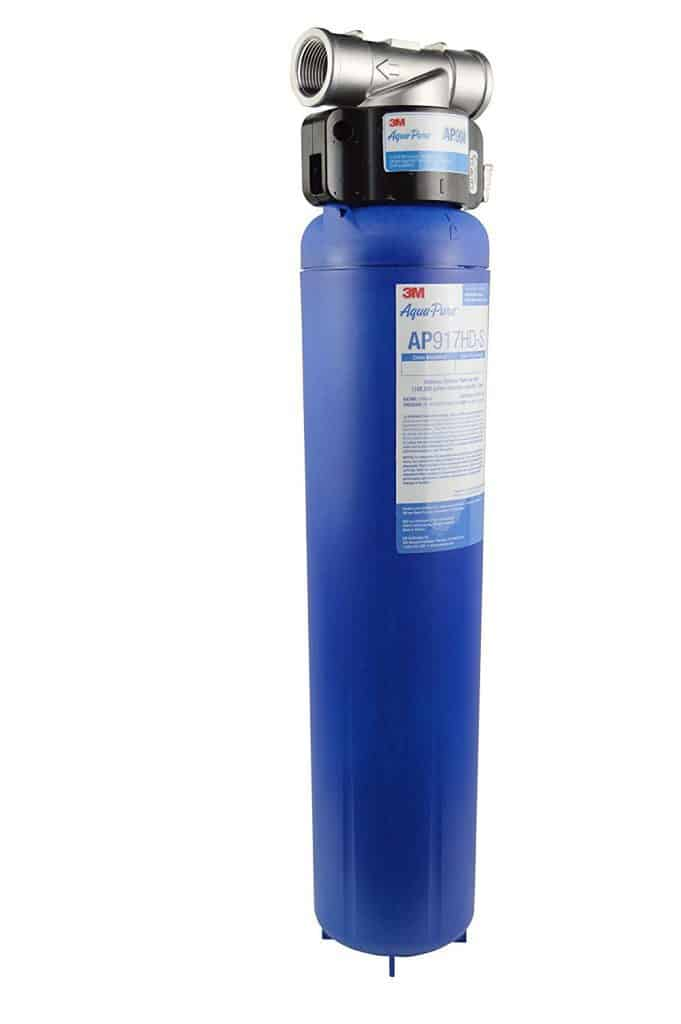 3M Aqua-Pure Whole House Water Filtration System – Model AP904 best whole house water filter for hard water review