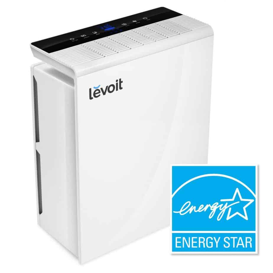 LEVOIT Air Purifier for Home Large Room with True HEPA Filter, Air Cleaner for Allergies and Pets, Smokers, Mold, Pollen, Dust, Quiet Odor Eliminators Bedroom best air purifier for dust