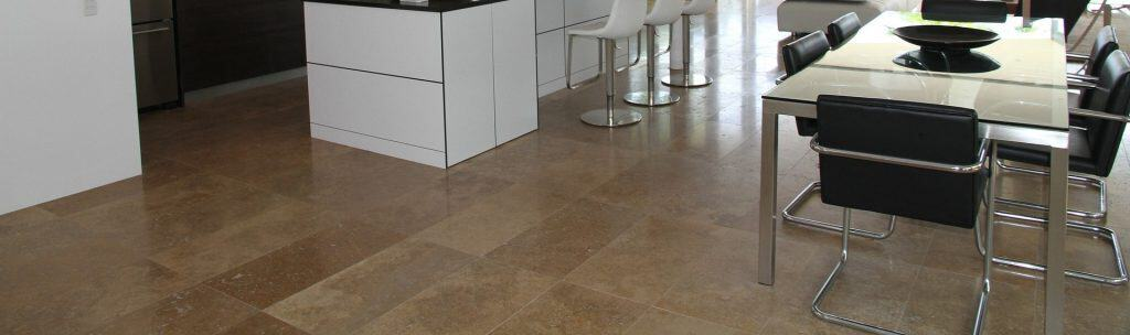 kitchen floor tiles straight