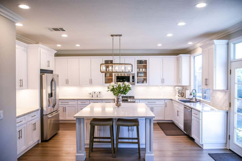 Why Do Kitchen Cabinets Not Go To The Ceiling? | Best Home Fixer