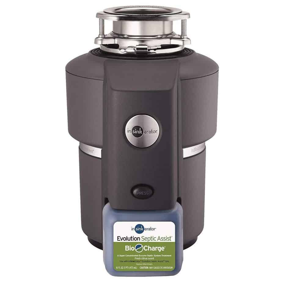 InSinkErator 76006, Gray review best garbage disposal for farmhouse sink