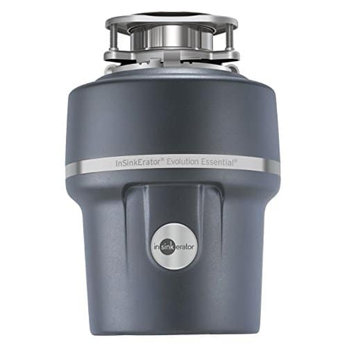 InSinkErator Essential XTR 3 4 HP Household Garbage Disposer, Gray reviews best garbage disposal for farmhouse sink