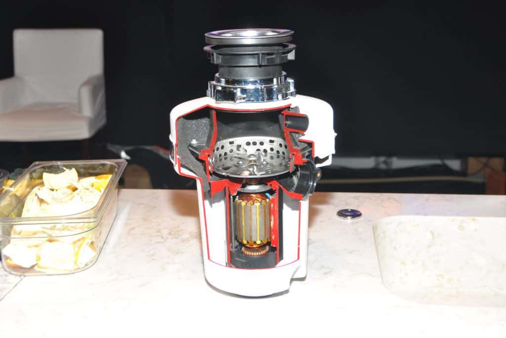 inside how it works what are garbage disposal used for