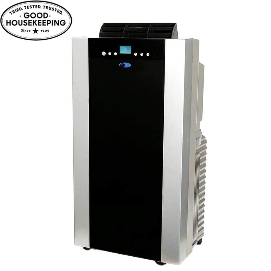 Whynter ARC-14SH 14,000 BTU Dual Hose Portable Air Conditioner and Heater, Dehumidifier garage review