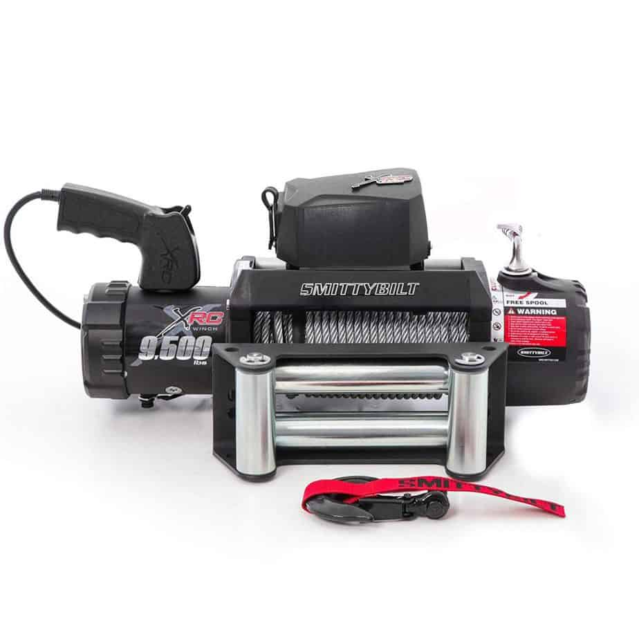 smittybilt 9500 winch review