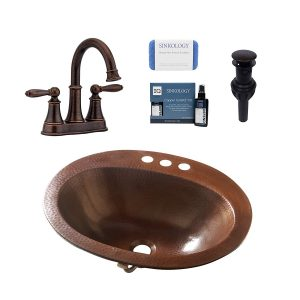 sinkology copper sink review