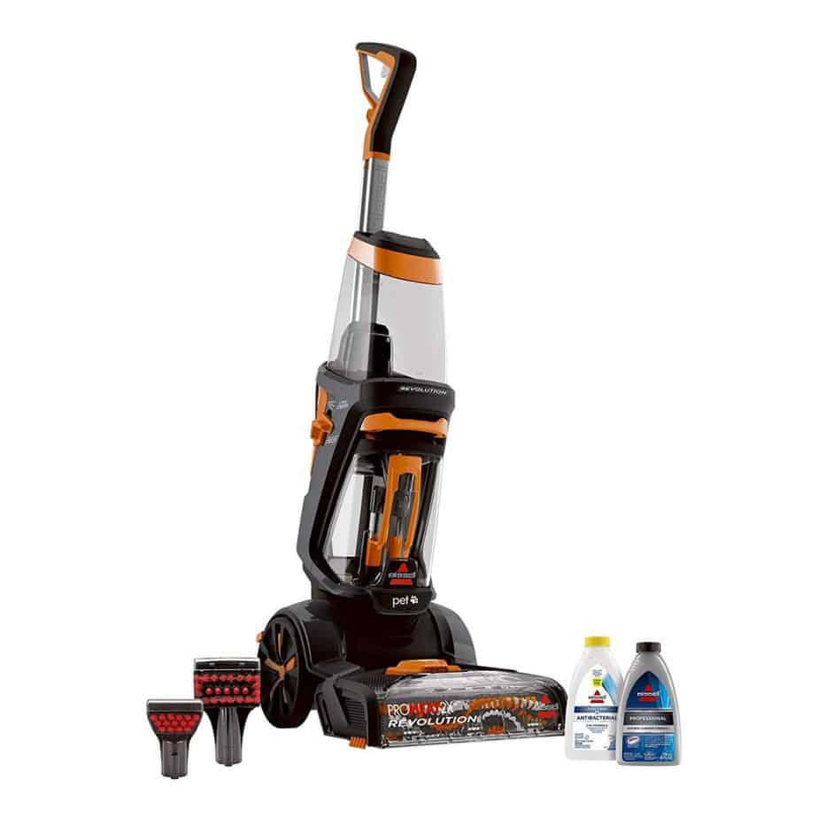 BISSELL ProHeat 2X Revolution Pet Full Size Upright Carpet Cleaner, 1548F review