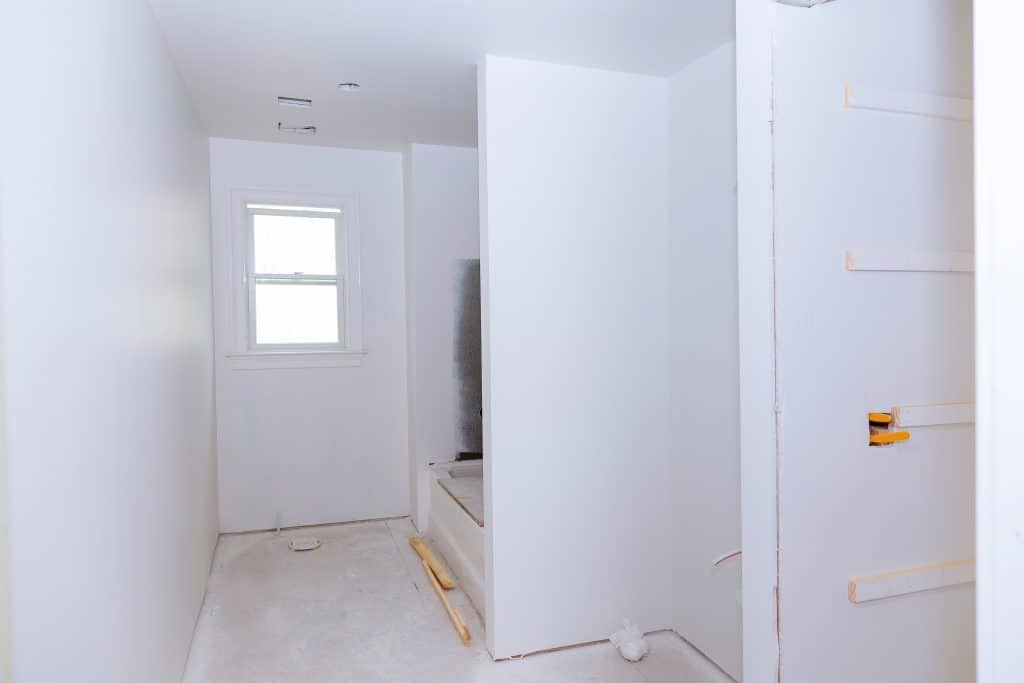 which drywall is best for bathrooms
