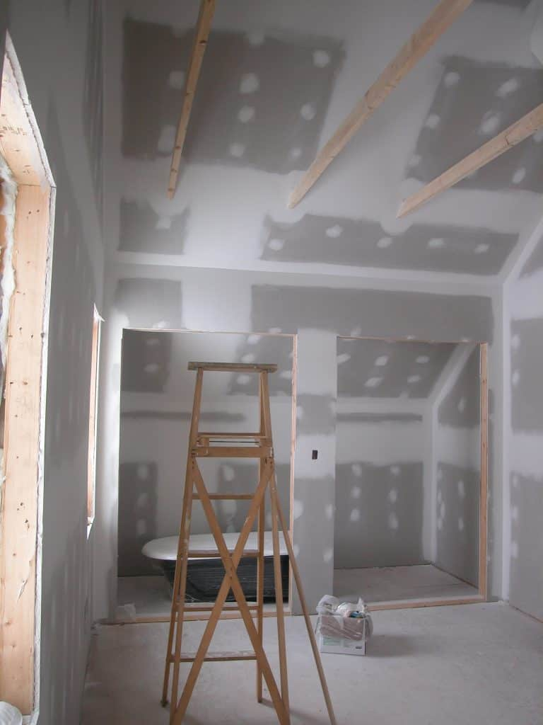 which drywall to use for ceiling thickness sizes