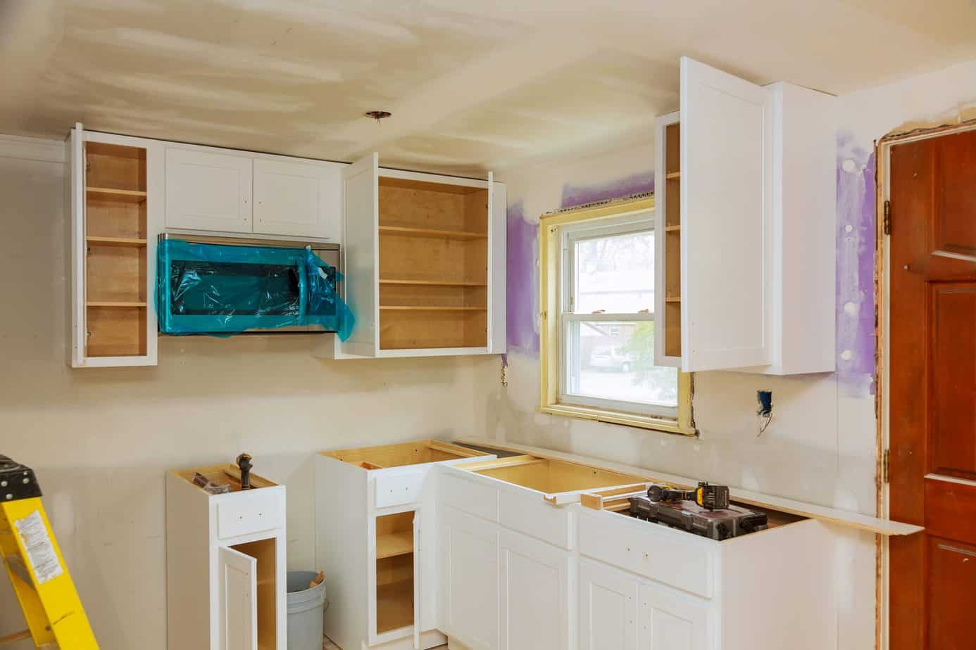 Do Kitchen Cabinets Have Backs Best Home Fixer