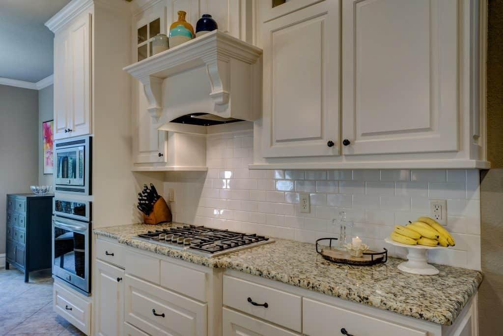 do kitchen cabinets need handles hidden mixed