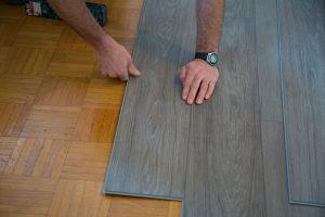 do vinyl floors look cheap