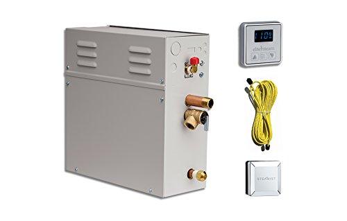 elitesteam 10kw steam generator kit review