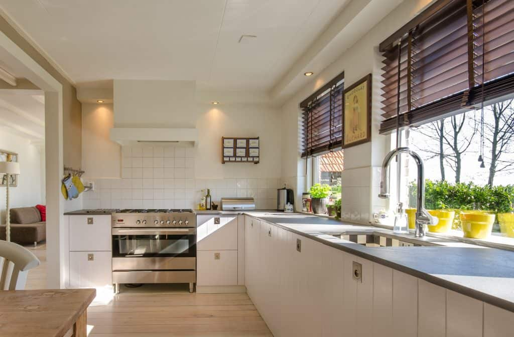 should kitchen windows have curtains modern how to choose