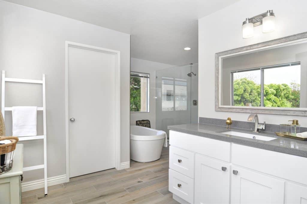 does a bathroom remodel need a permit