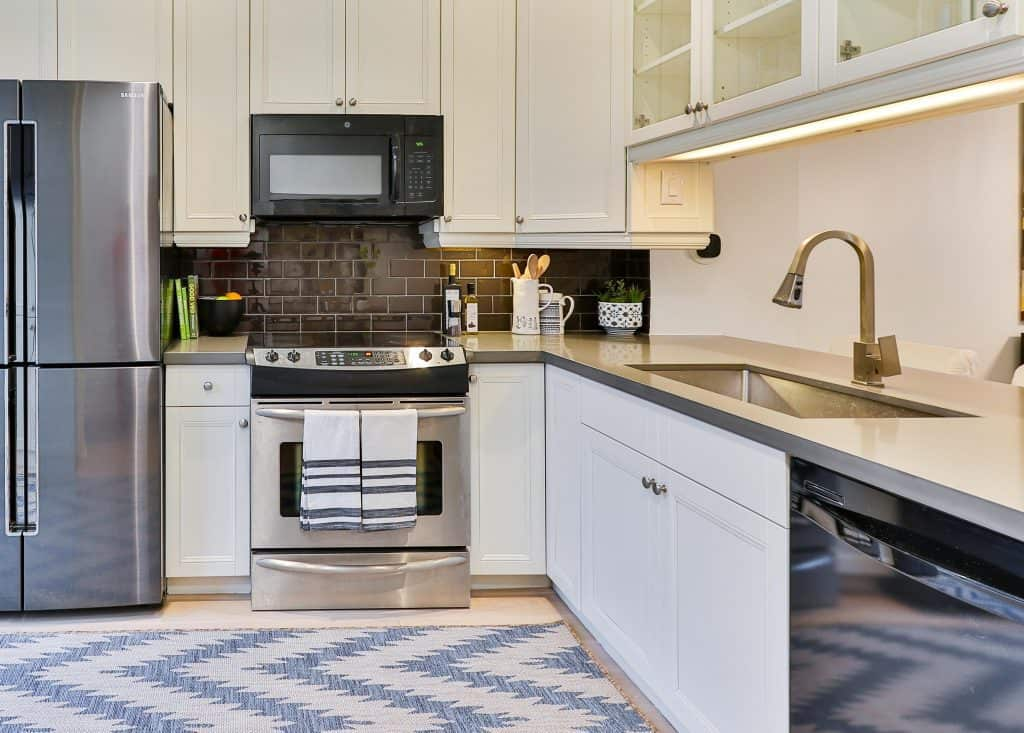 Where Should a Sink Be Placed on a Countertop