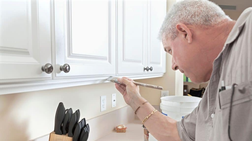 Do You Paint Cabinets Before Installing, Should You Paint Kitchen Cabinets Before Installing Countertops